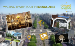 Walking Jewish Tour in Buenos Aires