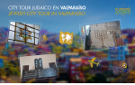 City tour Judaico en Valparaiso y Viña del Mar - Full Day